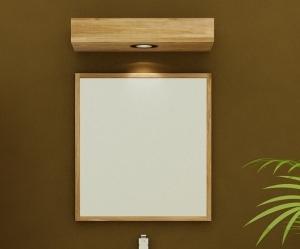 Miroirs en teck : votre décoration en bois pour la salle de bain