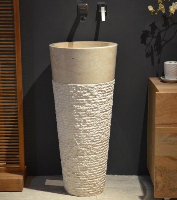 vasque sur pied en marbre beige aqua ig 855 Résultat Supérieur 16 Impressionnant Lavabo Colonne Salle De Bain Galerie 2017 Lok9
